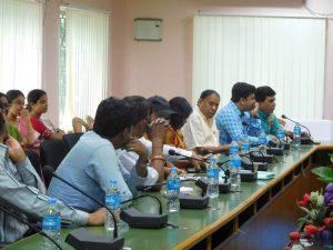 Rakhi Meeting on 3rd August 2017