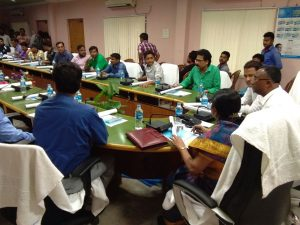 Meeting with Hon'ble District Magistrate on Vector Borne Disease